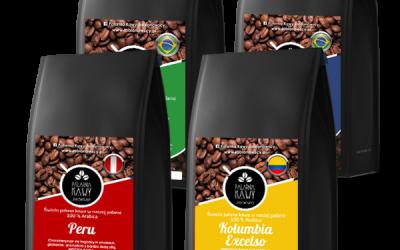 PROMOCJA – Pakiet 4 kaw w cenie 3